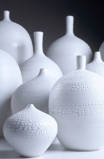 Bottles by Peggy Loudon