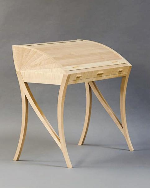 The Leviathan desk by Sarah Marriage