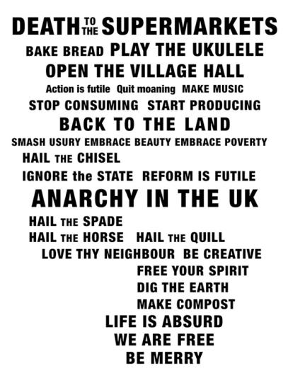 The Idler Manifesto
