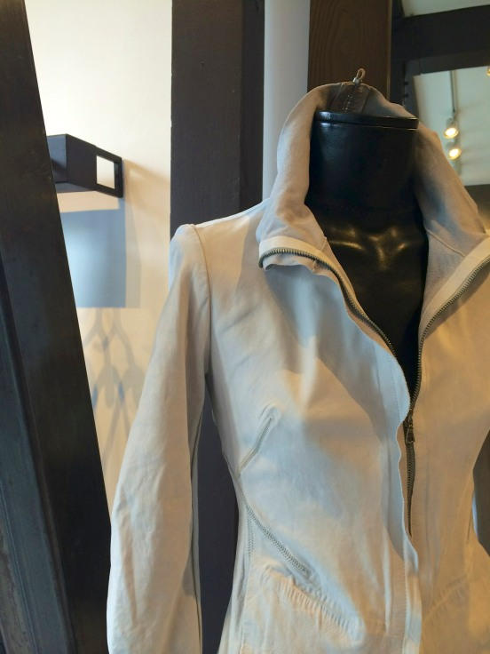 A perfect jacket at Elu