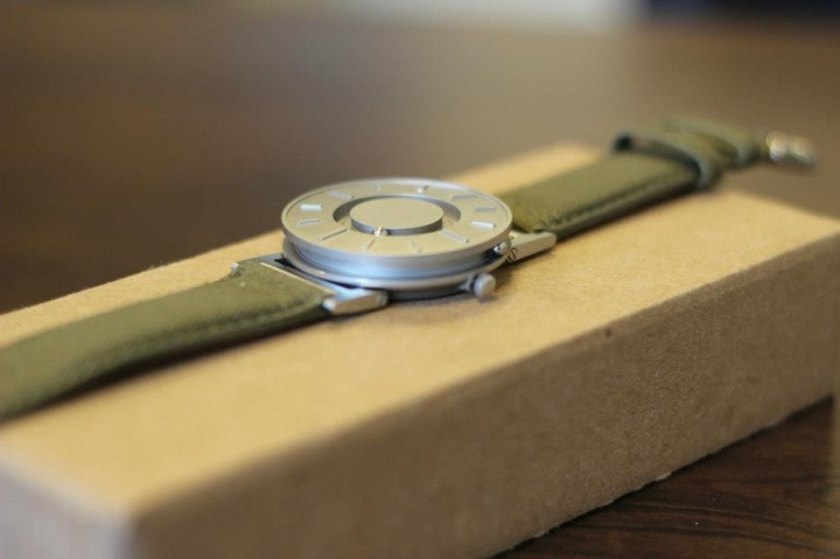 Time, time, time. The Bradley Watch.