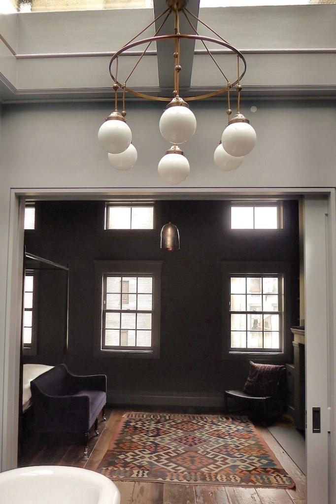 Richard Ostell interior via Remodelista