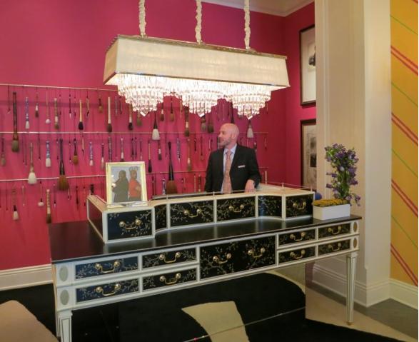 Kimpton's Hotel Monaco-Philadelphia