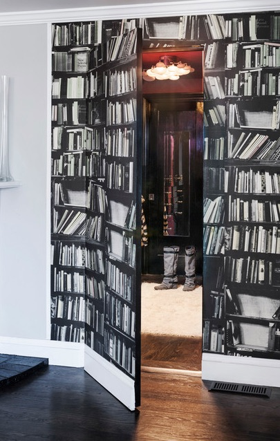 Secret room, via Houzz by Bashford and Dale